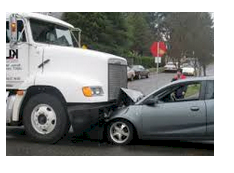 Documenting evidence for truck accident injury investigation police reports