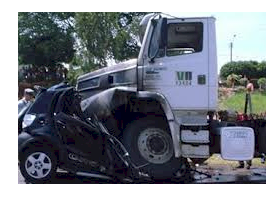 Accident involving commercial trucks federal state laws require investigator at the scene of accident